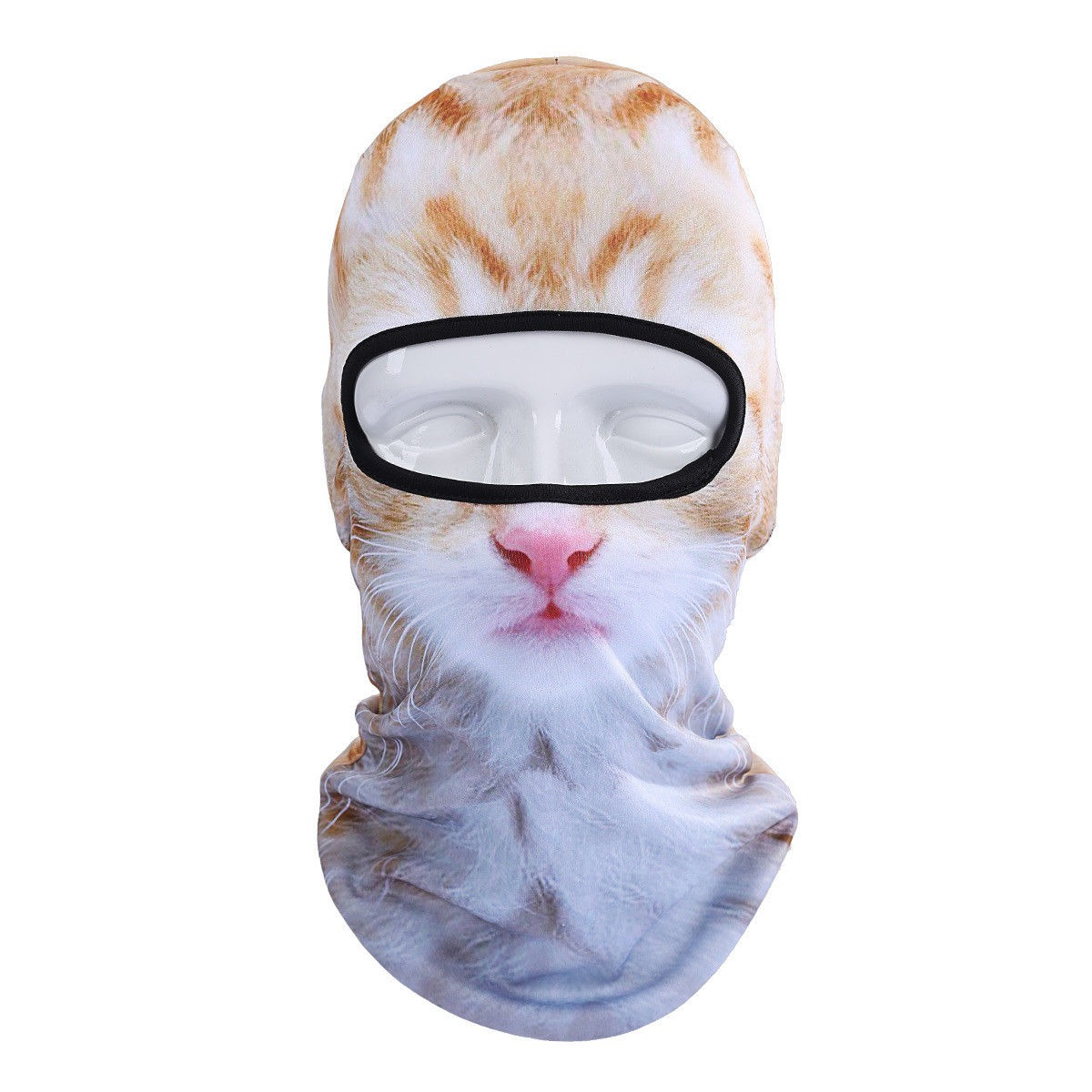 Patrón De Los Animales Pasamontañas Respirable... (10) - $ 40.990 en ...