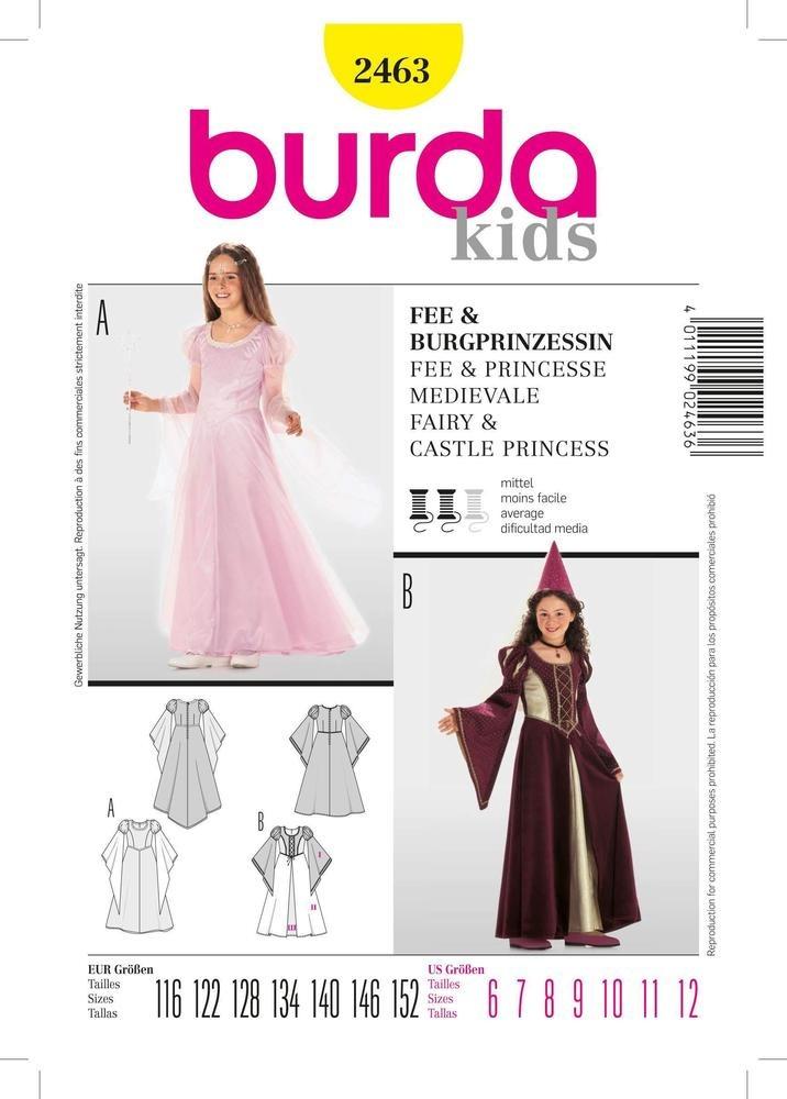 Patron Individual De Costura, Marca Burda Style, Trajes De É ...