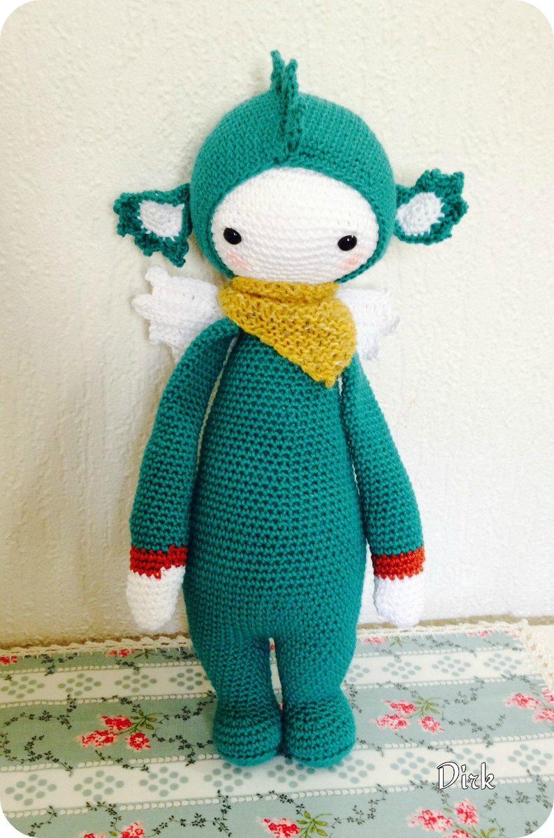 Patrones - Amigurumi - Crochet - En Español - $ 39,00 en Mercado Libre