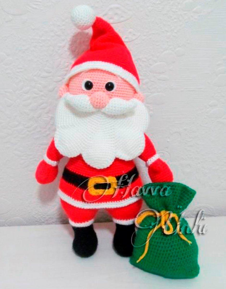 Encantador Patrones Que Hacen Punto Para Medias De Papa Noel ...