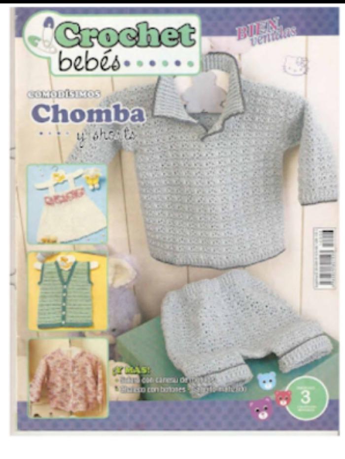 Patrones Crochet Ropa Mantas Bebés Mantas De Apego - $ 50,00 en ...