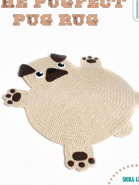 Patrones De Alfombra Crochet (3 Patrones X $100) - $ 90,00 en ...