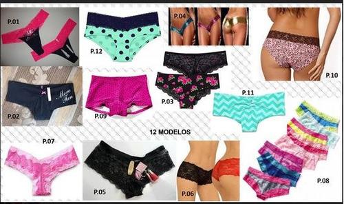 patrones de cacheteros, pantys, bikini, bodys y boxer