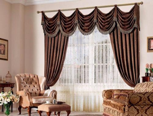 patrones de cortinas, manteles, cojines, almohadones, y más