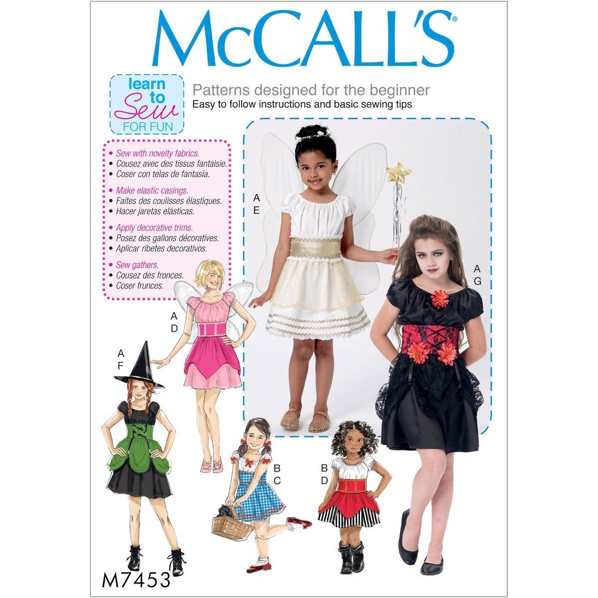 Patrones De Disfraz Para Niños 3-4-5-6 - Halloween - $ 1.602,13 en ...