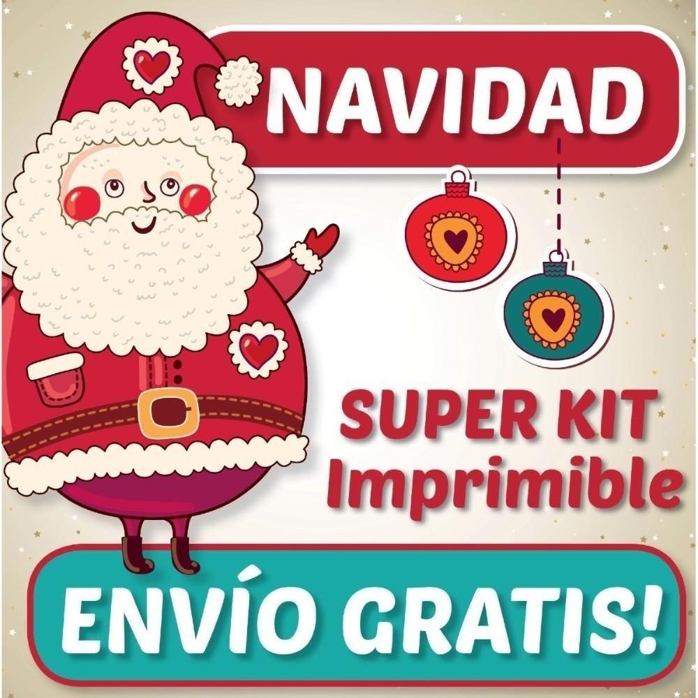 Patrones De Navidad Foami Lenceria Muñecos - Bs. 12,00 en Mercado Libre