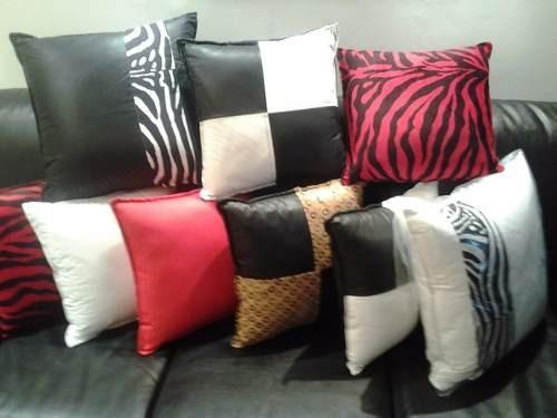 patrones de puffs, sofas, cojines, fundas y almohadas