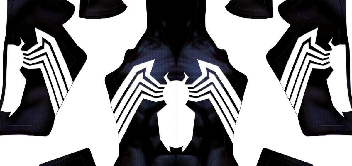 Patrones De Spiderman Varios Modelos Para Sublimar (cosplay ...