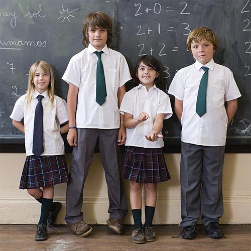 patrones de uniformes escolares imprimibles