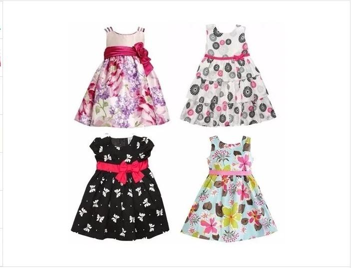 Patrones De Vestidos Para Niñas Todas Las Tallas Moldes Bebe - $ 45 ...