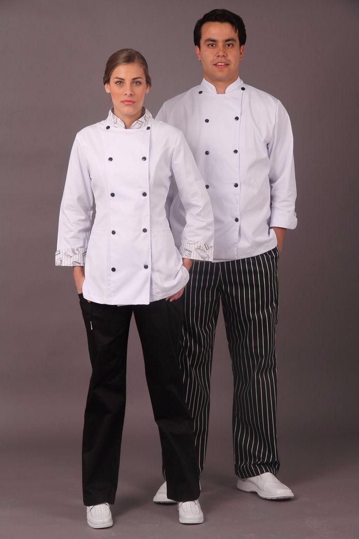 Patrones filipina de chef caballero bs en - Uniformes de cocina ...
