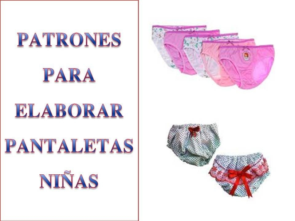 patrones imprimibles pantaleta cachetero panty niñas. Cargando zoom. 5873f03494b9