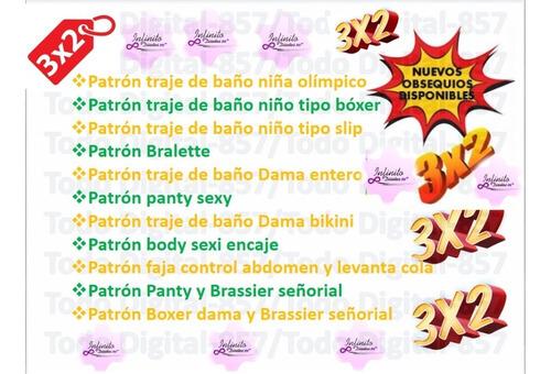 patrones imprimibles pantalones monos jogger caballero dama