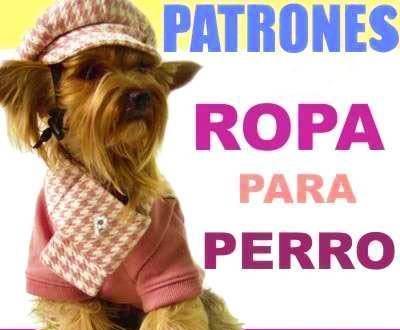 Patrones Imprimibles Ropa Para Perros + Envio Gratis - Bs. 450.000 ...
