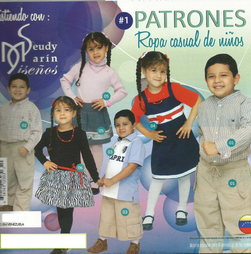 patrones mayte marin ropa casual