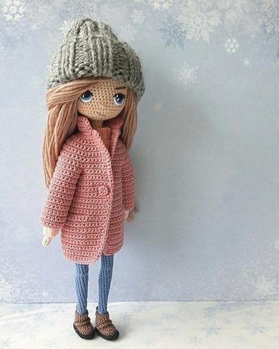 patrones muñeca,y accesorios amigurumis crochet-x7-esp.+1reg
