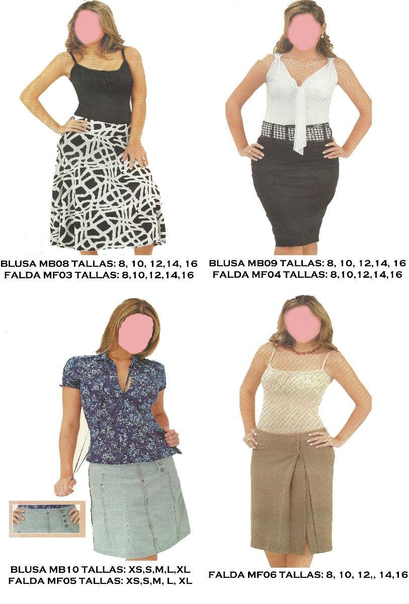 Patrones Para Costura - Bs. 500,00 en Mercado Libre