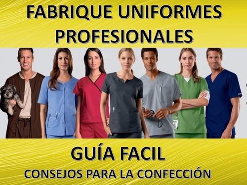patrones uniformes medicos moldes enfermeras odontologo 2020
