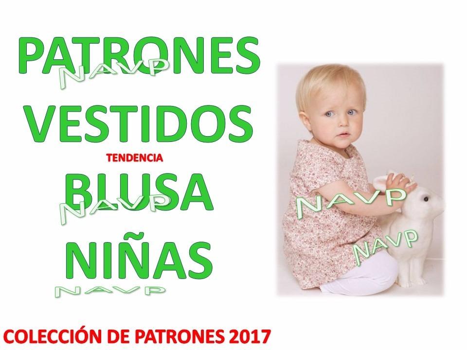Patrones Blusas Nina en Mercado Libre Venezuela