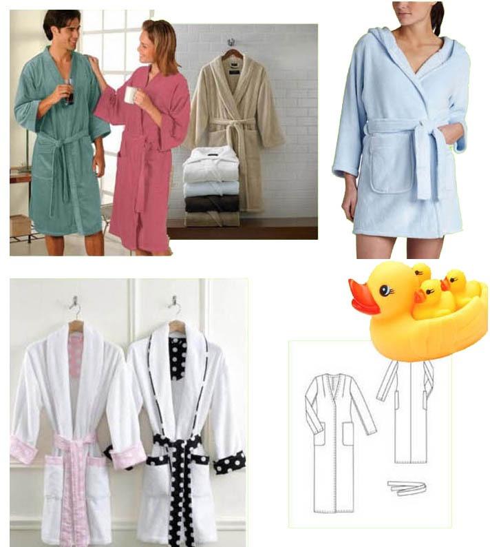 Patrones Y Moldes Para Fabricar Batas Y Pijamas! Gana $$ - $ 59,99 ...