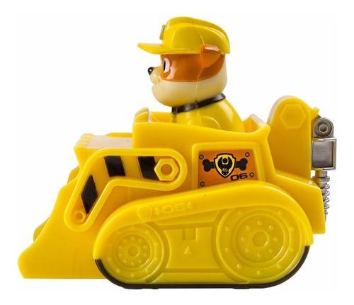 patrulha canina carrinho do rubble - sunny
