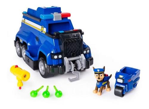 patrulha canina carro de policia chase resgate extremo 1388