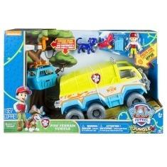 patrulha canina veículo de resgate na selva f