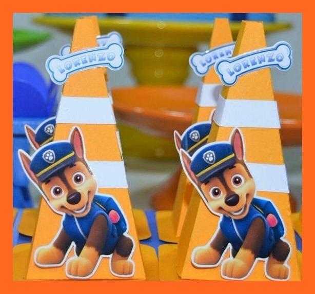 Patrulla canina centros de mesa 25 00 en mercado libre - Mesa patrulla canina ...