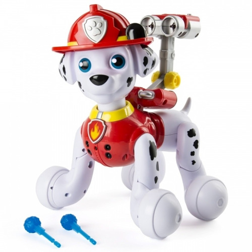 patrulla de cachorros zoomer marshall perrito interactivo co
