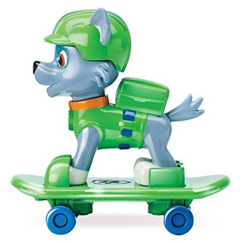 patrulla de patas  cachorro de heroe   tabla de skate rocky