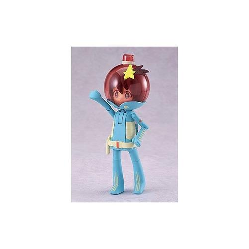 patrulla del espacio luluco metamoroid figure + envio gratis