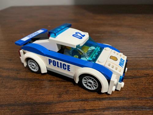 patrulla lego city 60138