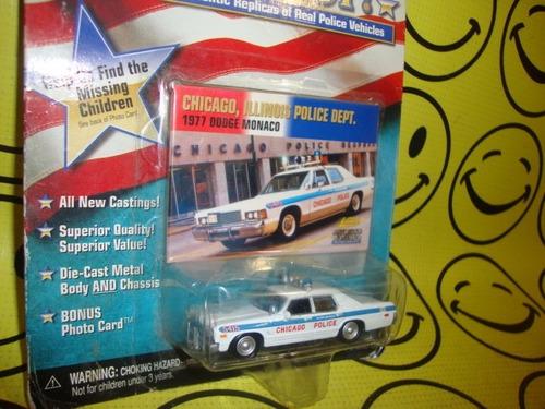 patrulla policia chicago johnny lightning