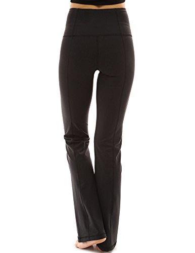 cc93919512516 Pattyboutik Women's Shaping Series Bootcut Yoga Pants (ne ...