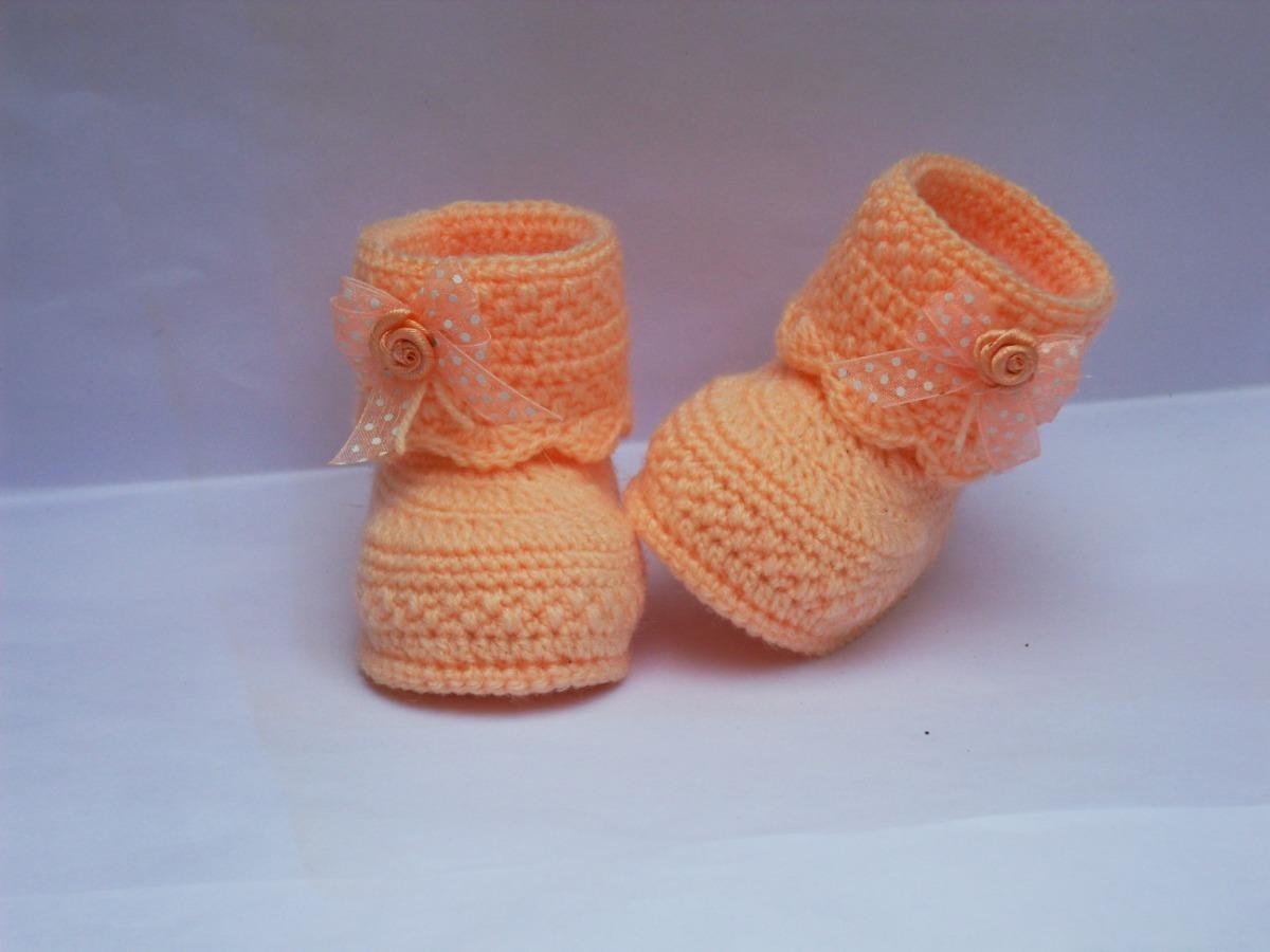 66df97b2 Patucos O Botitas Para Bebés Recién Nacidos - $ 250,00 en Mercado Libre