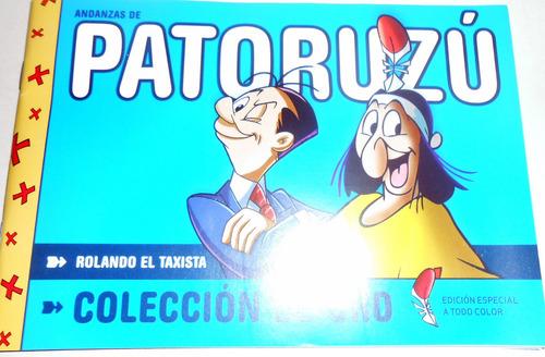 paturuzu,coleccion de oro,edicion especial en color.