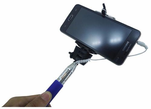 pau bastão extensor selfie universal monopod modelo z07-5s