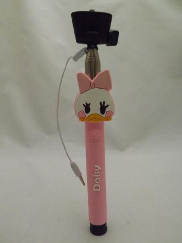 pau de selfie daisy margarida disney rosa pata