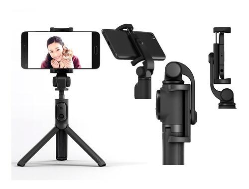 pau de selfie e tripe xiaomi bluetooth original