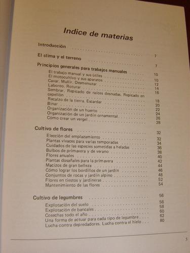 p.auguste, bricolage - jardineria. editorial paraninfo 1995