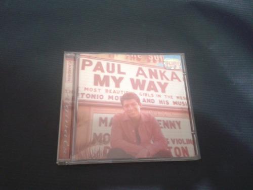 paul anka - my way