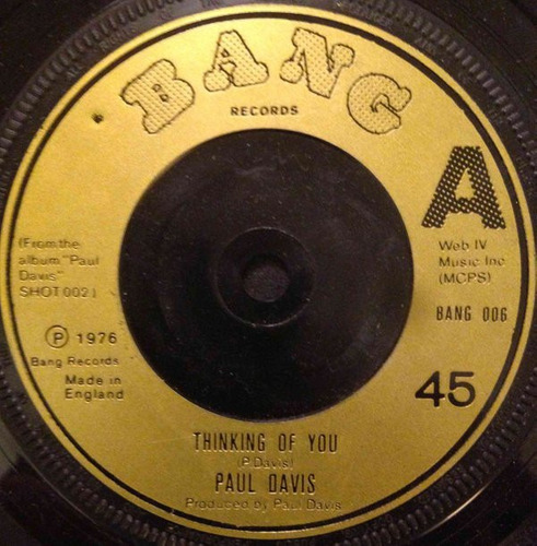 paul davis (3) ¿ thinking of you