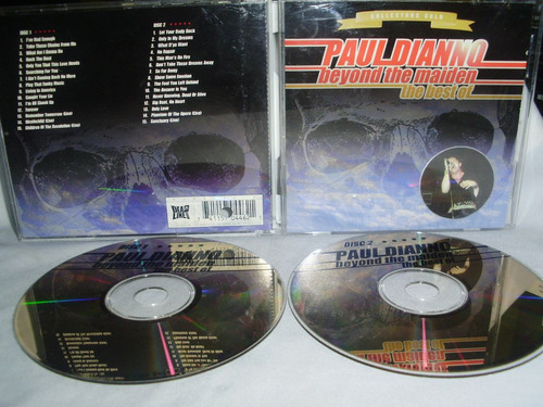 paul dianno - beyond the maiden the best of (2 cds)