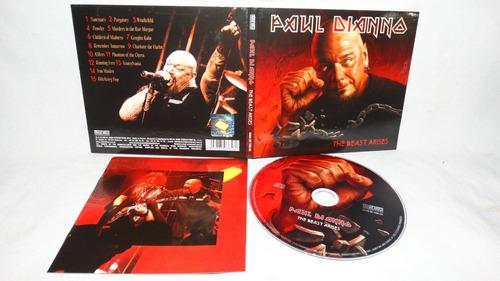 paul dianno - the best arises (digipack metalmind)