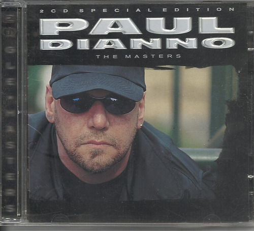 paul dianno the masters 1999 2cd (ex/ex)(brasil) nacional**