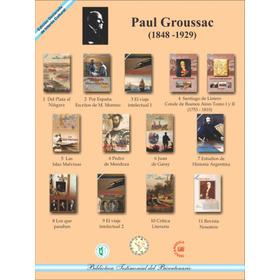 Paul Groussac - Obras Selectas - Hernandarias - Ed. Docencia