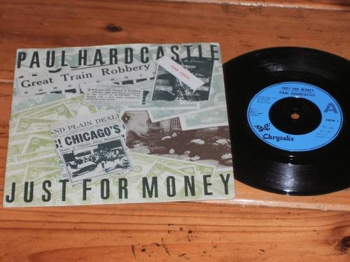 paul hardcastle just for money simple usa pop techno eletro