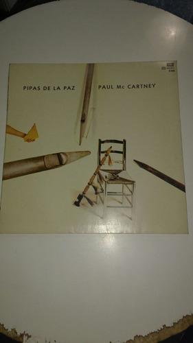 paul mac cartney, vinilo