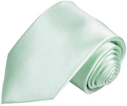paul malone lazo de seda y accesorios. menta verde
