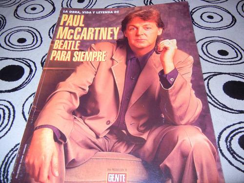 paul mcartney-libro gente especial